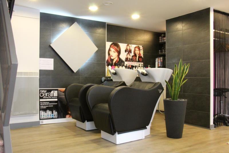 decoration peinture salon de coiffure. Black Bedroom Furniture Sets. Home Design Ideas