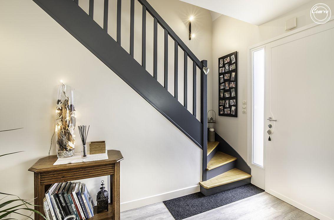 Repeindre Escalier En Bois travaux peinture escalier rennes peindre rénover relooker