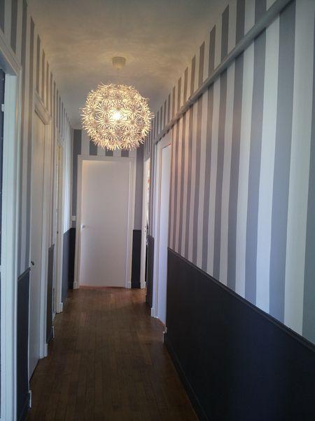Relooker Son Couloir - Maison Design - Homedian.com