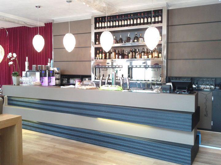 Aquadeco travaux peinture rennes relooking commerces - Decoration restaurant bar moderne australie ...