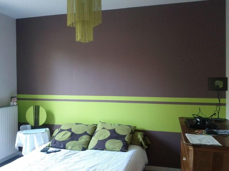 travaux relooking chambres rennes peinture d coration peintre r novation bretagne. Black Bedroom Furniture Sets. Home Design Ideas